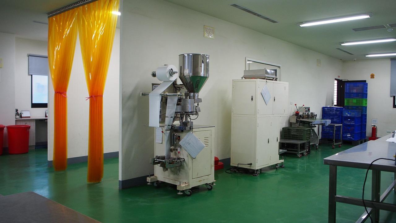 ファクタリング利用業種別成功例-食品製造業界編/食品加工業